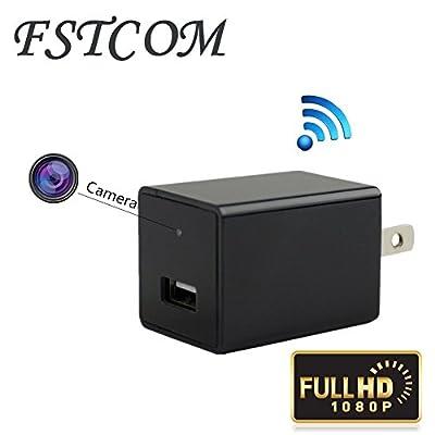FSTCOM HD 720P/1080P USB Charger Spy Camera Brickhouse Security Hidden Video Recorder