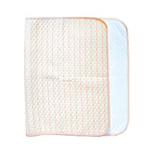 Waterproof Sheet - Washable Crib Mattress Pad Protector By TOPtoper Hypoallergenic Waterproof Bed Cover (27.6×47.3 inch)