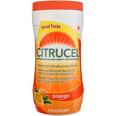 (Citrucel Orange Flavor 30 oz (Pack of)