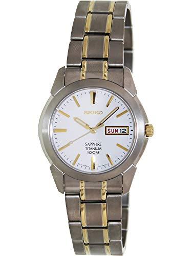 Seiko Titanium Sapphire SGG733P1 SGG733 SGG733P Men's Watch