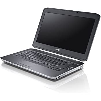 Dell Latitude E5430 14.1 Inch Business High Performace Laptop (Intel Core i5-3320M up to 3.3GHz, 4GB RAM, 320GB HDD, WiFi, DVDRW, Windows 10 Professional) (Certified Refurbishedd)