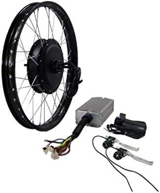 Kit de motor de cubo de 3000 W para bicicleta eléctrica Stealth ...