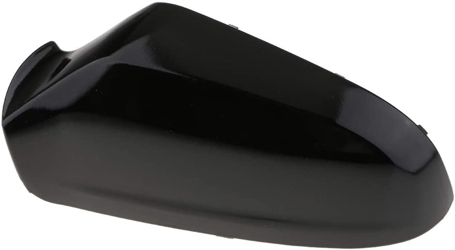 KESOTO Door Wing Mirror Left Right Side Cover Casing Fits 2004-2008 Vauxhall Astra MK5
