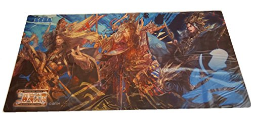 Romance of the Three Kingdoms Wars trading card game limited play mat Wu (oversee large capital) by Sega