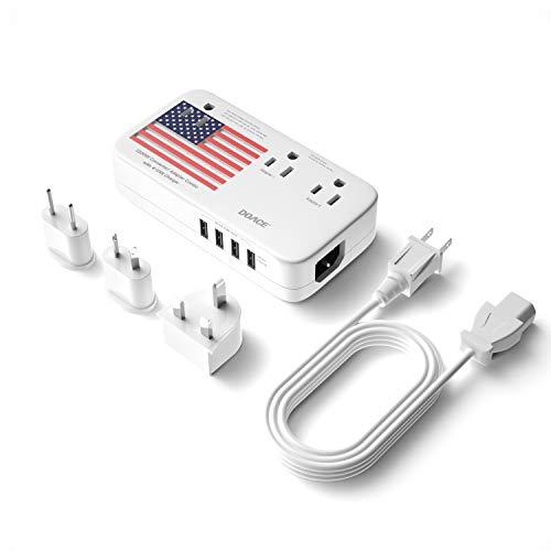 Voltage Converter Travel Power