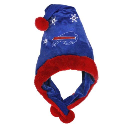 a1476b43530968 Buffalo Bills Thematic Santa Hat – Football Theme Hats