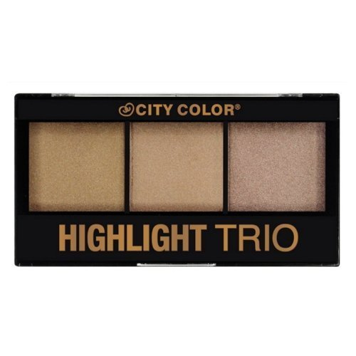 City Color Cosmetics Highlight Trio New Shade