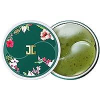 لصقات جل مرطبه بالشاي الاخضر من جاي جون ترطيب وتنعيم حول العين صناعة كورية