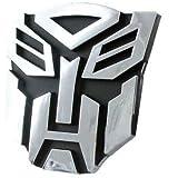 Transformers Autobot Car Black Badge Emblem 3D Logo Small The Masonic Exchange TME-4081