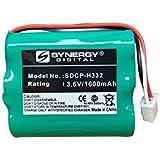 Huawei HGB-15AAX3 Cordless Phone Battery NiMh, 3.6 Volt, 1500 mAh, Replacement Battery for HUWEI HGB-15AAX3 Cordless Phone Battery