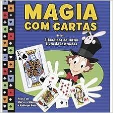 Magia com Cartas (Portuguese): Mario Rosa ...