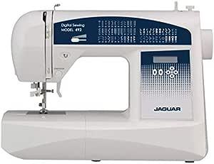Jaguar 492 Máquina de coser paquete de hilo de coser Incluyendo ...