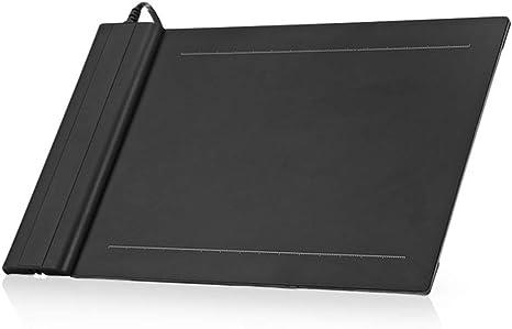 ZJH Tablero de Dibujo, Tablero de Dibujo Digital 5080LPI 4 x 6 Pulgadas Escritura Dibujo de la Almohadilla de la Tarjeta gráfica con la batería de lápiz sin: Amazon.es: Deportes y aire