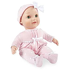 Amazon Com You Amp Me Baby So Sweet Nursery Doll Pink Toys