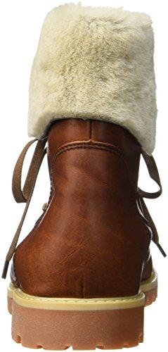 Sattel 35 Däumling Brown Alvar Women's Boots Stockholm 4XXYBqW
