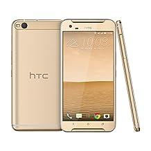 HTC One X9 32GB ROM 3GB RAM 5.5-inch 13MP Dual Sim 4G LTE Factory Unlocked International Stock No Warranty (TOPAZ GOLD)