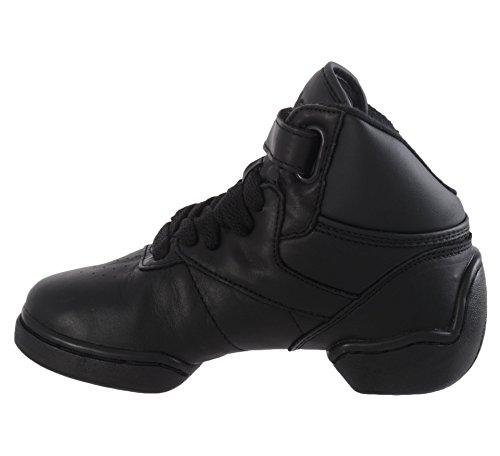 Papillon Dance Sneaker Leather High Junior