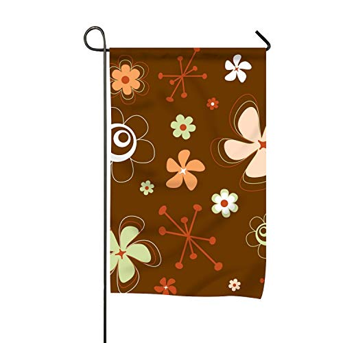 suhongliang Home Decorative Outdoor Garden Flag Double Sided