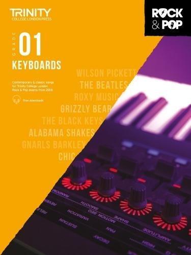 Download Trinity Rock & Pop 2018 Keyboards Grade 1 pdf