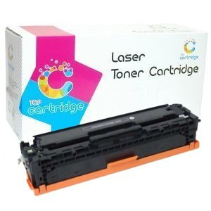 Generic Compatible Toner Cartridge Replacement for HP CC530A (Black)