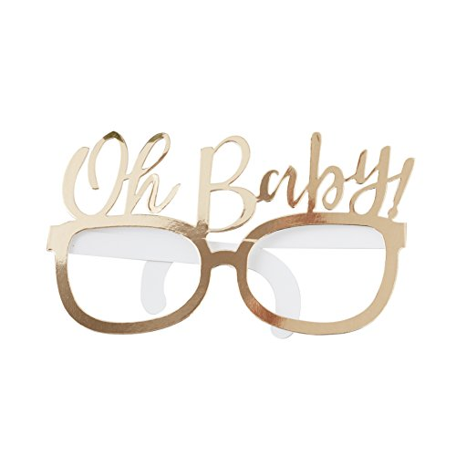 Ginger Ray OB-123 Party Glasses (8Piece)