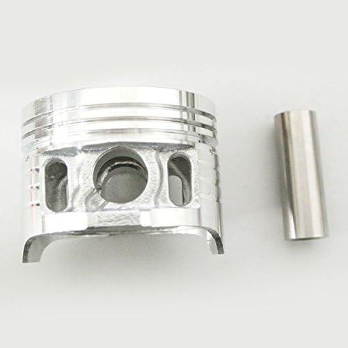 JRL Set 52.4/mm Kolben und Segmente geschmiedet f/ür yx125/125/cc Engine Pro Trail Pit Dirt Bike
