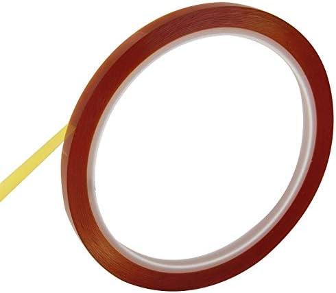 Length 33m Repair-Kits 5mm High Temperature Resistant Dedicated Polyimide Tape for BGA PCB SMT Soldering SKU : S-ETP-2323D
