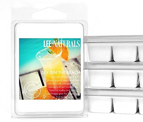 organic wax cubes - 4