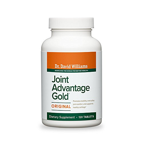 Dr. David Williams' Joint Advantage Gold Original Joint Relief Supplement, 120 Tablets (30-day Supply)
