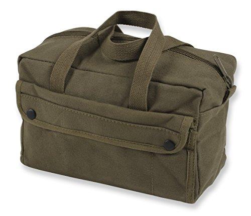 Stansport Mechanics Tool Bag, Olive Drab