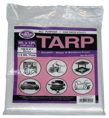 (All-Purpose Utility Tarp, 9-by-12 Foot)