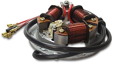 Grundplatte 6v 25 21w Unterbrecher Komplett Aka Electric Passend Für S51 S70 Kr51 2 Auto