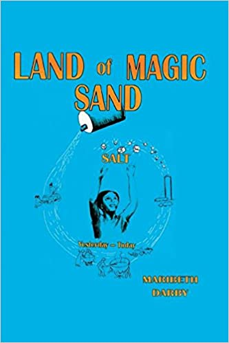 Book Land of Magic Sand Salt: Yesterday-Today