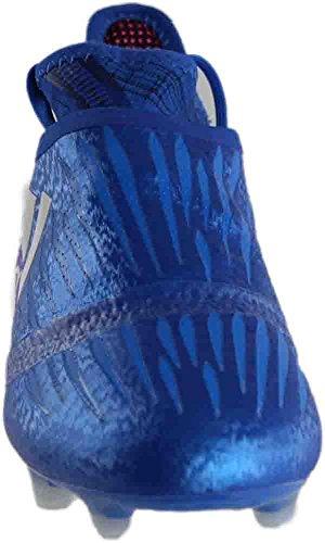 Adidas Menns X 16+ Purechaos Fg Cleats Blå
