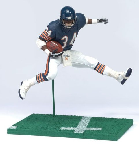 Walter Payton Chicago Bears NFL Legends Series 2 Figure