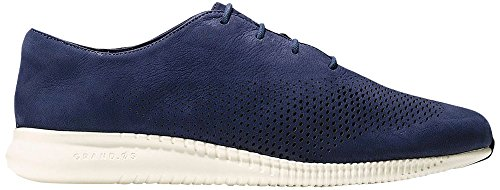 Cole Haan Women's 2.Zerogrand Laser Wing, Marine Blue Nubuck, 9 B US by Cole Haan
