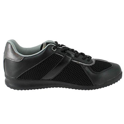Versace Jeans Sneaker Uomo DisB2 Coated/Mesh E0YPBSB2899, Basket - 43 EU