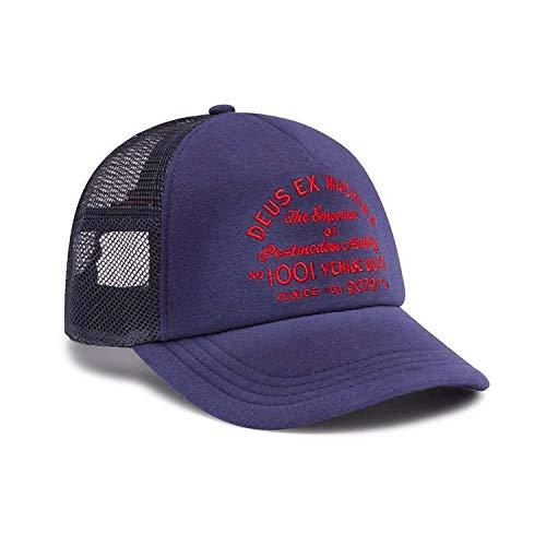 Machina Algodon Sombrero Deacc0021361blue Hombre Deus Azul Ex Uqxg15w8
