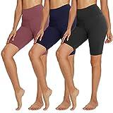 """TNNZEET Biker Shorts for Women – 8"""" High"""