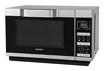 Sharp Home Appliances R861S Encimera - Microondas (Encimera, Microondas combinado, 25 L,