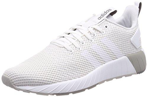Les Hommes Adidas Chaussures De Sport Questar Byd, 7.5 Blanc Eu (ftwbla / Ftwbla Gridos 000)