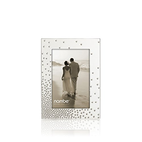 Nambe Dazzle Picture Frame, 4