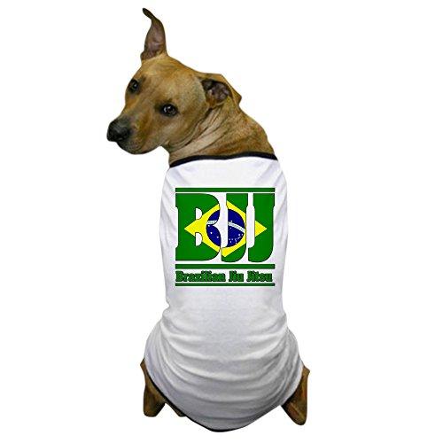 Kung Fu Dog Costume (CafePress - BJJ Brazilian Jiu Jitsu - Dog T-Shirt, Pet Clothing, Funny Dog Costume)