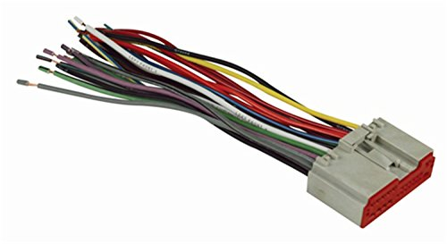 Metra Reverse Wiring Harness 71-5520 for Select 2003-2004 Ford, Lincoln, Mercury Vehicles -  METRA Ltd