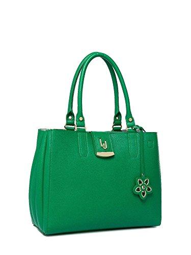 Liu-jo N18015e0040 Shopper Accessori Verde Pz