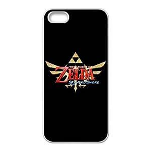 iPhone 5,5S The Legend of Zelda pattern design Phone Case