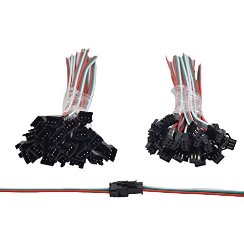 Wire 3 Pin Plug - 4