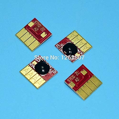 HP980 HP980Xl 980 Cartridge Auto Reset Chip for HP Officejet Enterprise Color Flow X585Z X585Xh X555 X585 Printer Printer Spare Parts