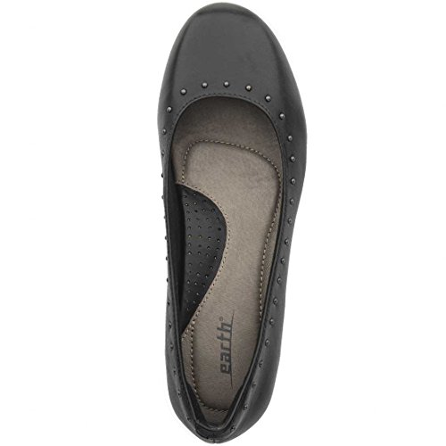 Women's Earth Black Grain Full Leather Anthem A11pwq7