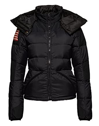 Denim & Supply Ralph Lauren Chaqueta de plumas - polo black ...